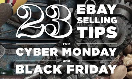 23 eBay Selling Strategies for Cyber Monday (and Black Friday)