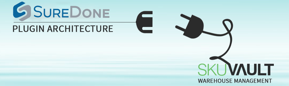 SureDone Integrates with SkuVault Warehouse Management