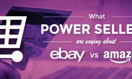 What Powersellers are Saying About eBay vs Amazon