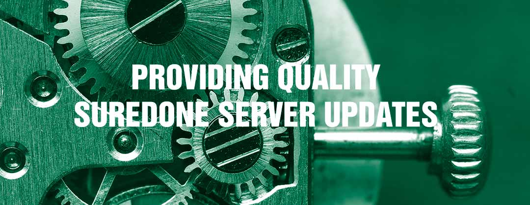 SureDone Server Updates: Maintaining Quality