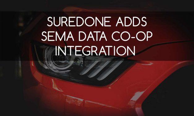 SureDone Adds SEMA Data Co-Op Integration to its Multichannel e-Commerce Platform